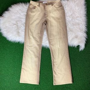 Roberto Cavalli Brown Denim Flared Jeans